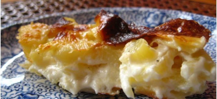 Πατάτες ογκρατέν, αυθεντική συνταγή