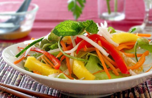 Ταϋλανδέζικη σαλάτα