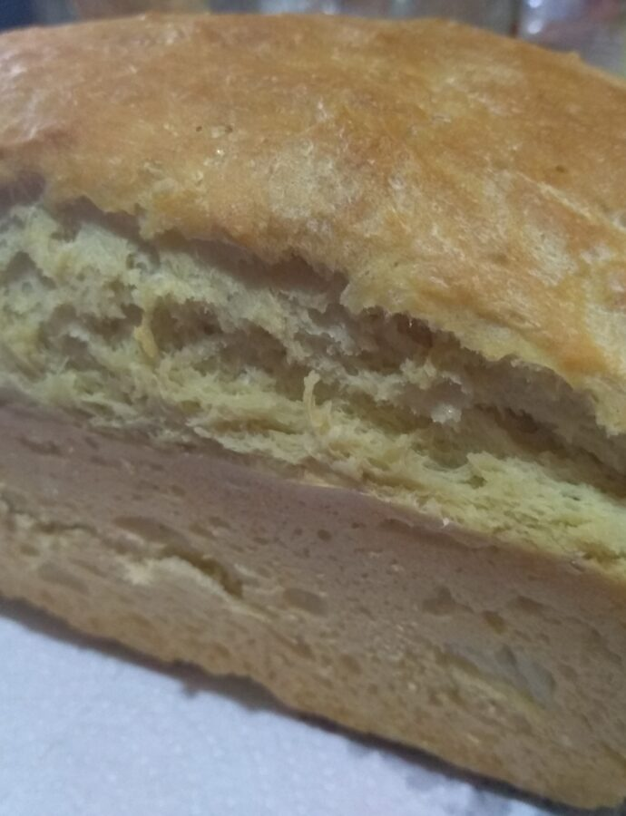 Ψωμί φόρμας απίθανο, εύκολο