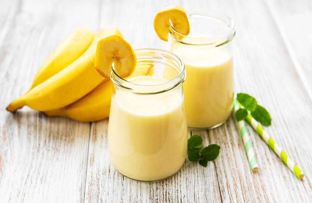 Milkshake (Μιλκσεικ) μπανάνα