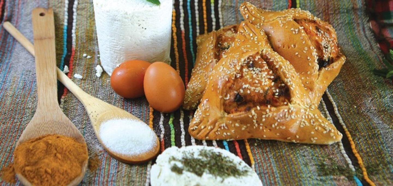 Φλαούνες γλυκιές, σπεσιαλιτέ Κύπρου