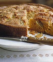 Κέικ με σταφύλια