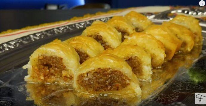 Κλωστάρι , σιροπιαστό γλυκό (Ιωάννινα)