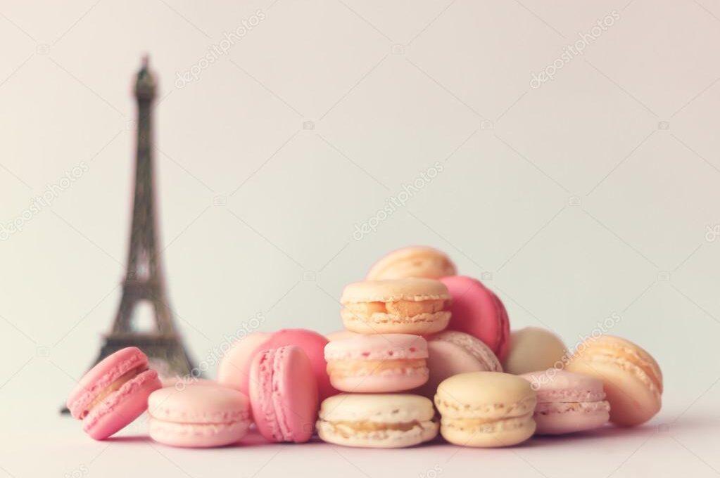 """Τα αυθεντικά γλυκά """"μακαρόν"""" (Γαλλία)"""