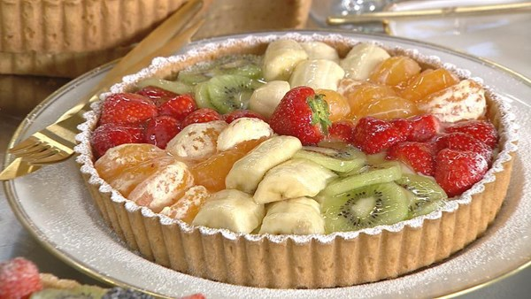 Πώς φτιάχνω το ζελέ-επικάλυψη για τάρτα με φρούτα
