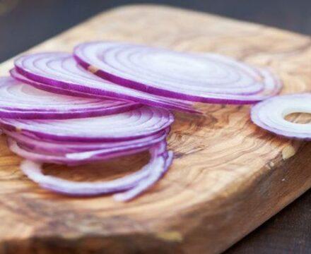 Κρεμμύδια εκτός μαγειρικής