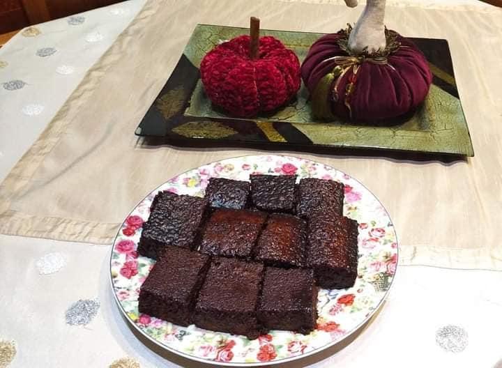 Κέικ-σοκολατόπιτα