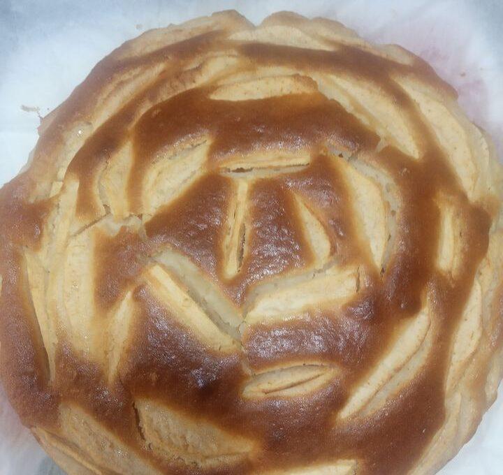 Κέικ με μήλα
