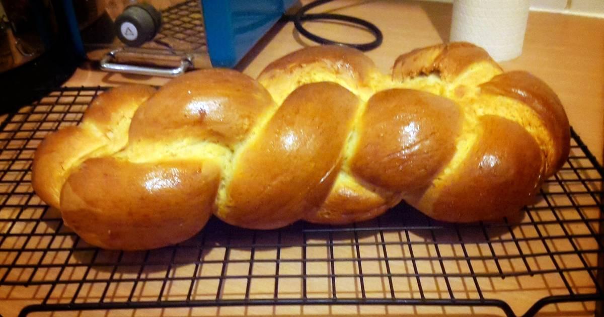 Το παραδοσιακό ψωμί – πλεξούδα της Ελβετίας Zopf
