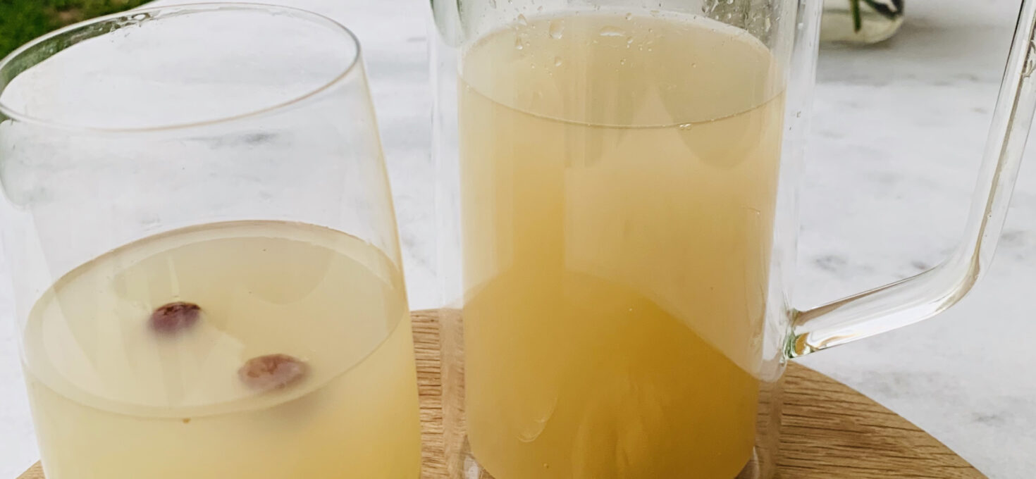 Ginger beer (σπιτική Τσιτσιμπύρα) – προβιοτικό προϊόν