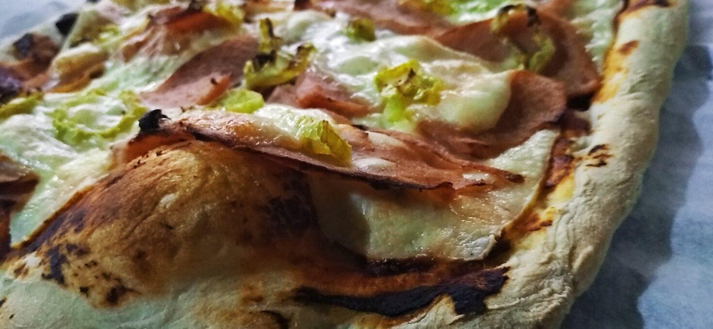 Ζύμη για πίτσα του Λευτέρη Λαζάρου