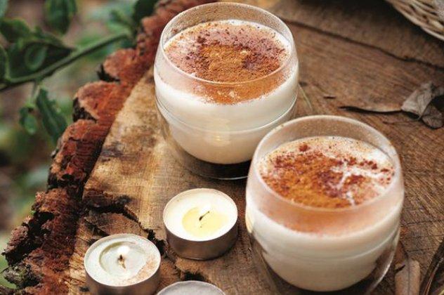 Σαλέπι με γάλα