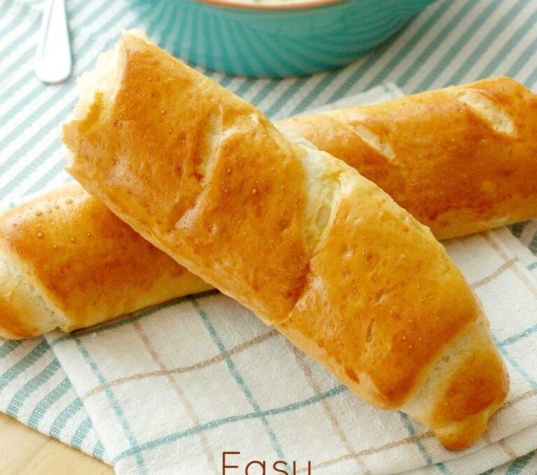 Ψωμί – Γαλλική μπακέτα μαλακιά