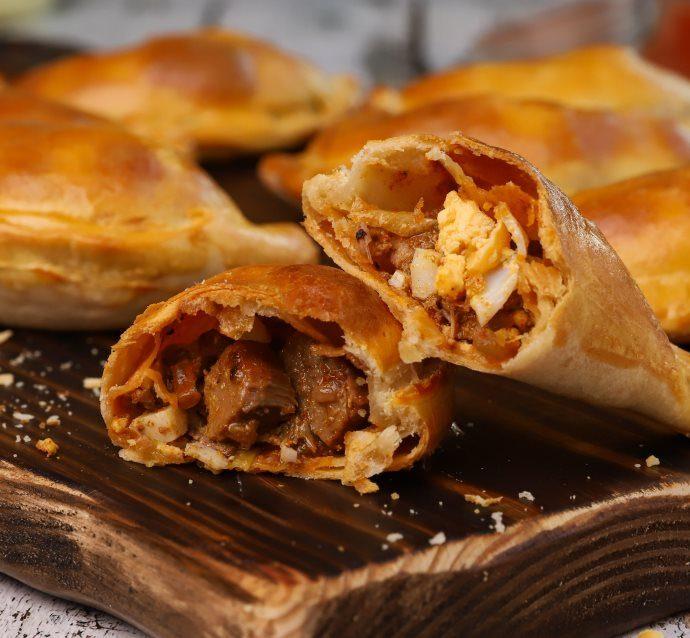 Κρεατοπιτάκια Αργεντινής (Empanadas)