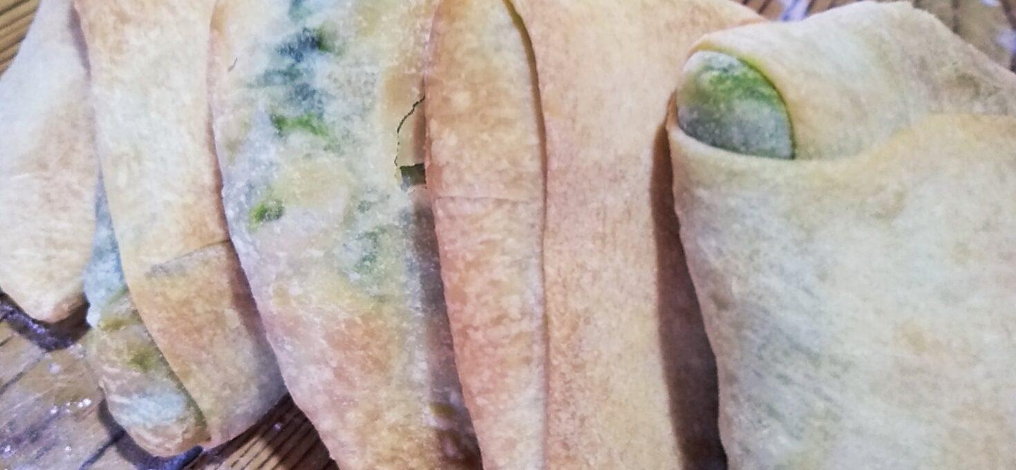 Τα χορτοπιτάκια της Δήμητρας! νηστίσιμα και καταπληκτικά