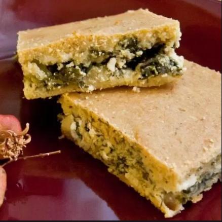 Πασπαλόπιτα ή Μπατζίνα ή Πλαστός, από την Πιερία