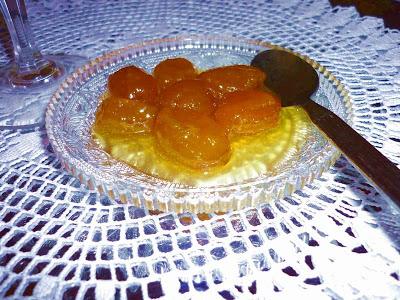Πραούστι (κίτρινο δαμάσκηνο) Σαμοθράκης