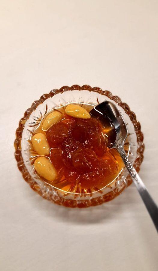 Σταφύλι γλυκό του κουταλιού τραγανό