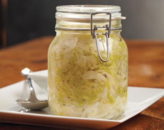 Λάχανο τουρσί, Πολίτικη συνταγή