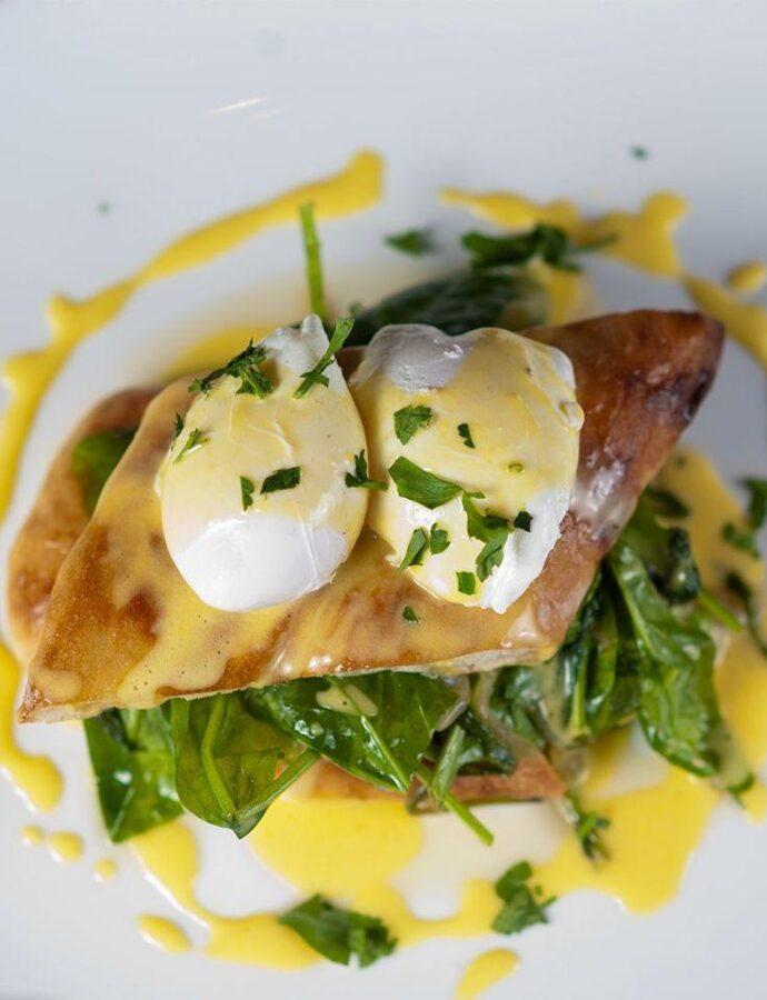 Προτάσεις εναλλακτικές για αυγά μπενεντίκτ (egg benedict)
